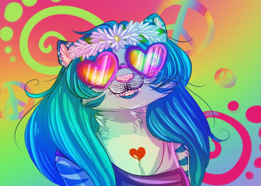 Hippie Keiko
