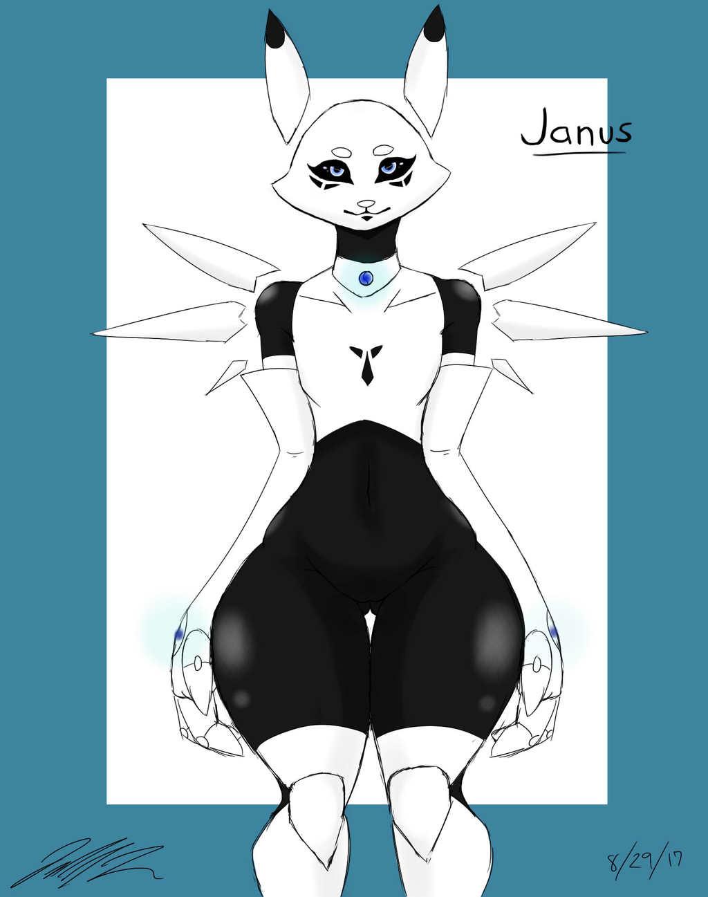 Most recent image: Janus The Robo-Renamon