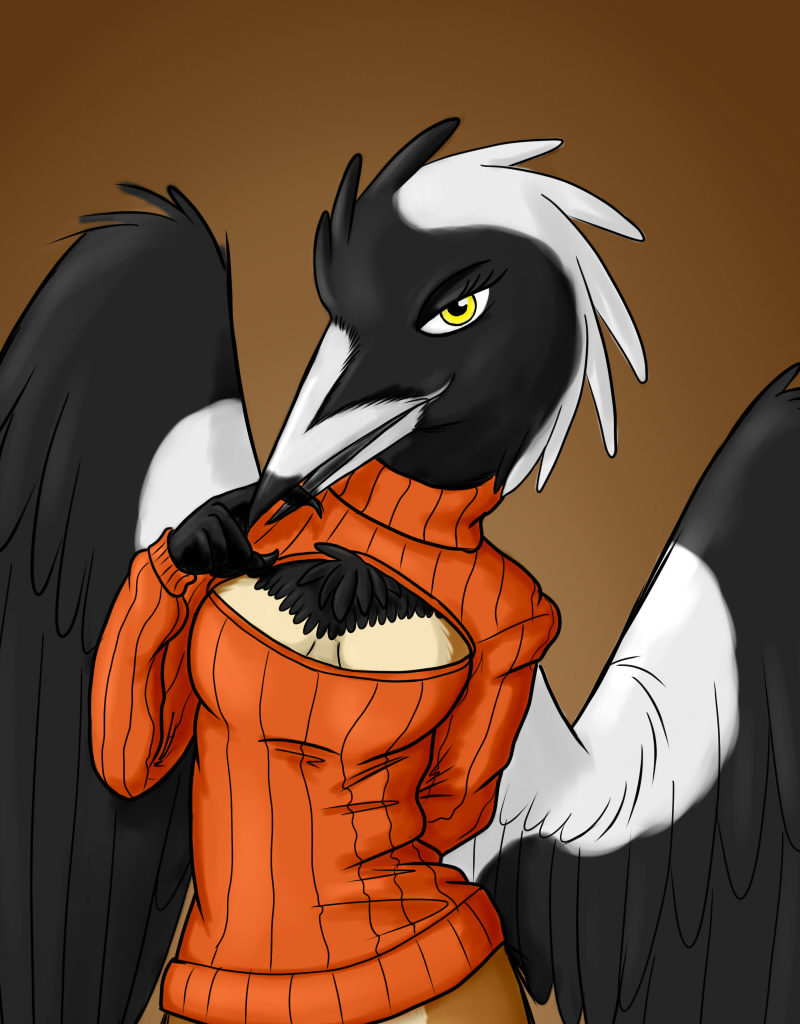 Featured image: Tango in That Trendy Sweater