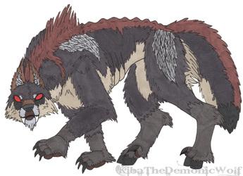 Monster Werewolf
