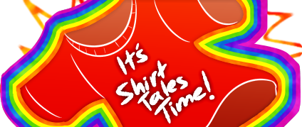 Shirt Tales Art Meme/Draw the Squad Banner