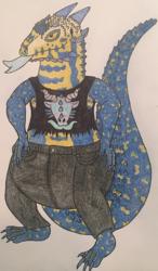 Mel the Dragon