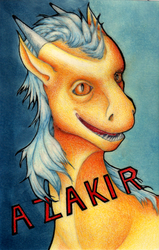 Azakir (badge)