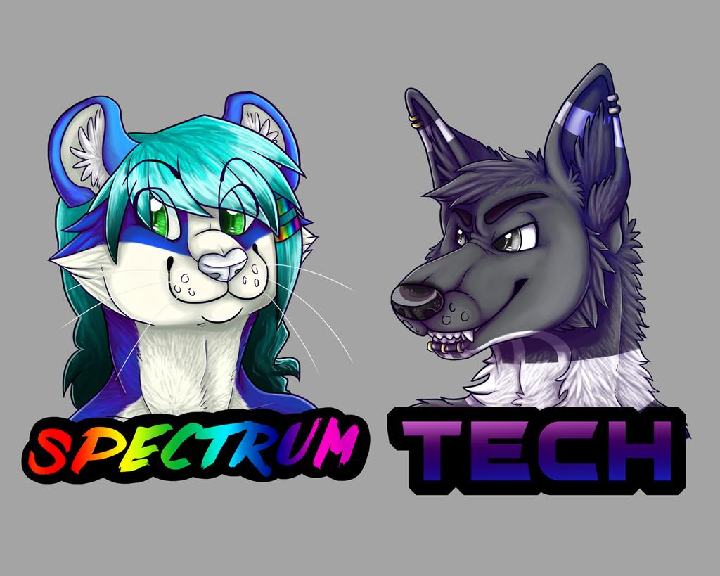 Spectrum & Tech digital badges