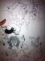 Old Sketchpaddump#1