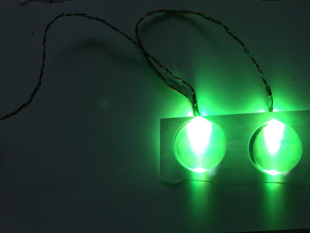 Programmable Led Eyes