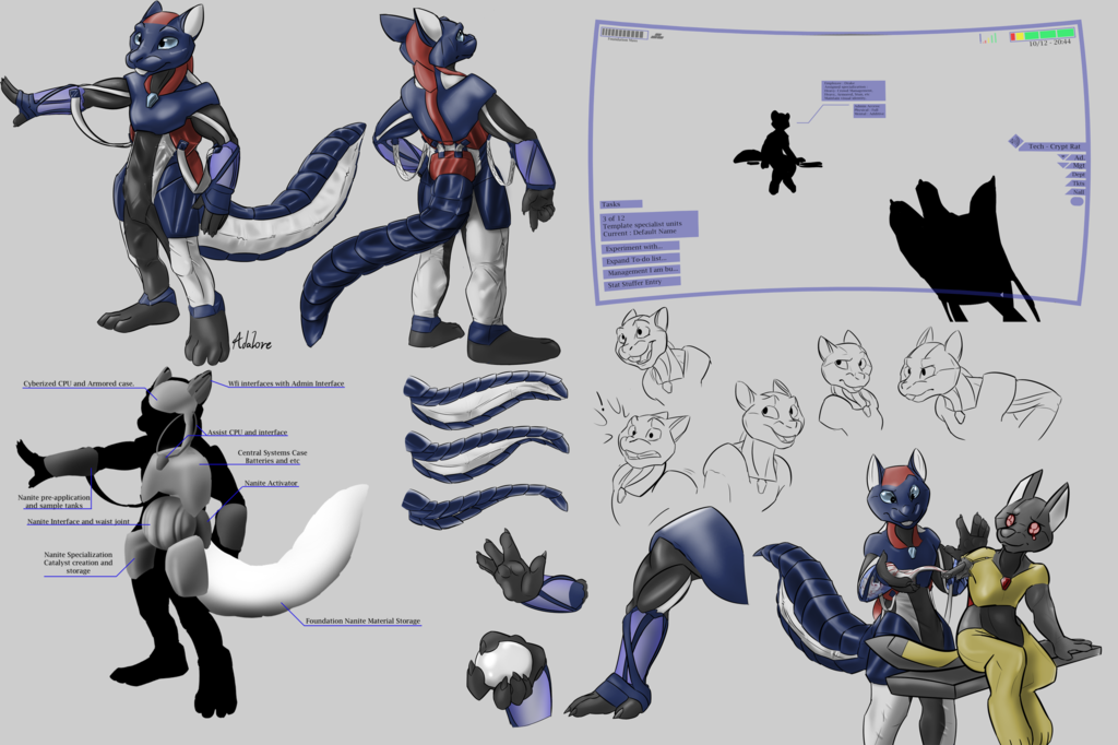 Commission - Rufellen - VA Character Reference