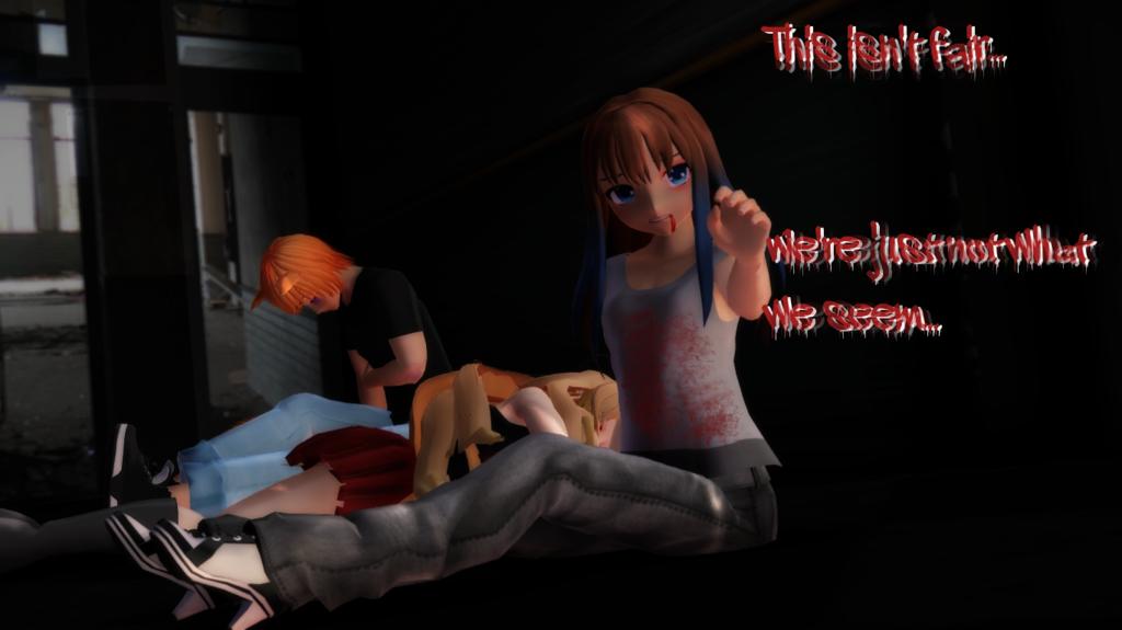Most recent image: [MMD] Nightmare