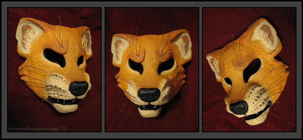 Mongoose Mask v2