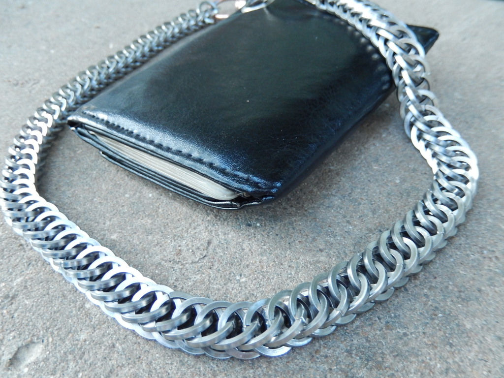 Maille Projects - HP4-1 Wallet Chain