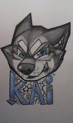 Kai badge