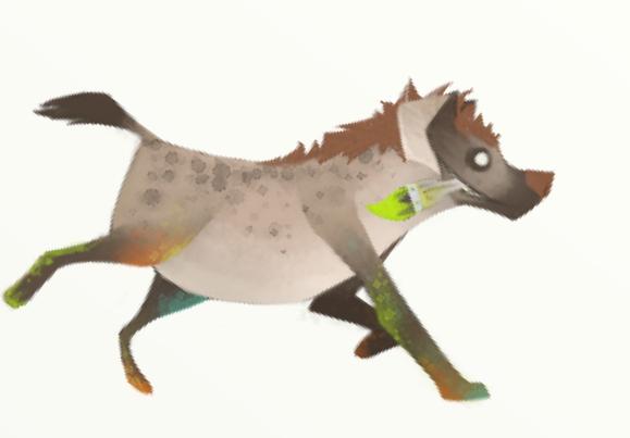 That Darn Hyena