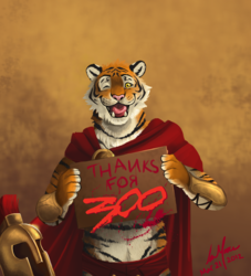 Thanks for 300!