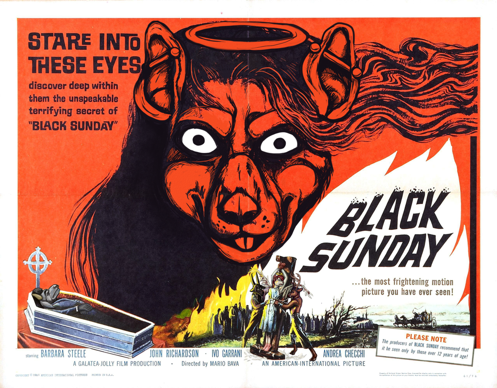 Poster Edit- Black Sunday
