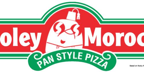 Moley Morocco Pan Style Pizza