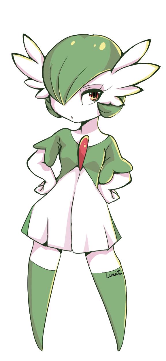 Clementine the Gardevoir