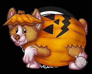 Pumpkin Pupper Design