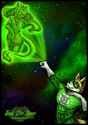 Beware Green Lanterns Light! - Wundurra Commission furdu 2015