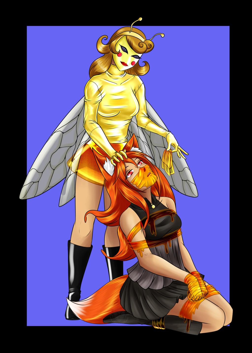 Beemstress And Harumi