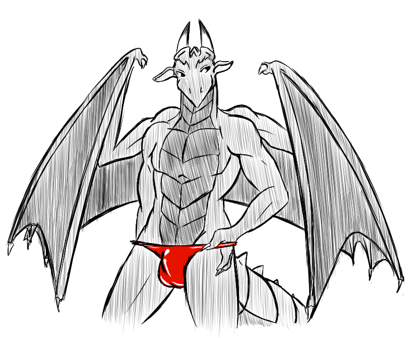 Most recent image: Lance showing off dat body