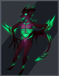 Glow Beast [Custom/Trade]