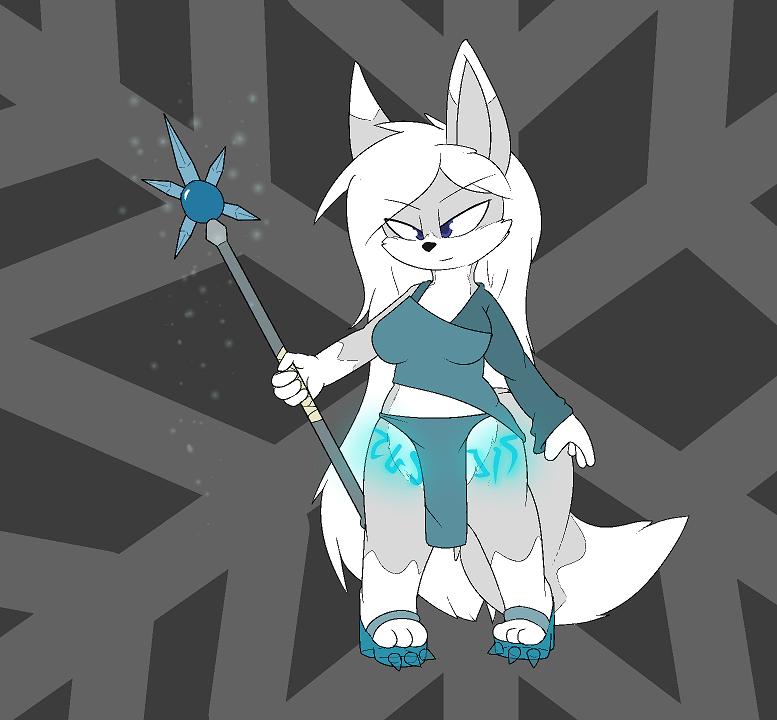 [C] Nieve the Arctic Fox