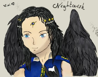 Nightwish Portrait