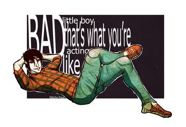 Bad Little Boy.