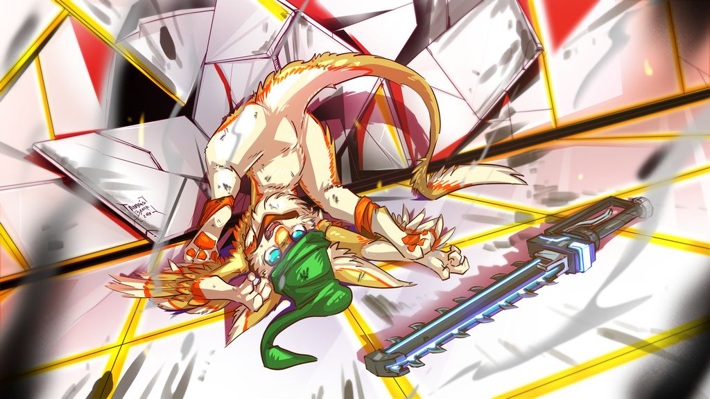 Most recent image: Kuno defeated