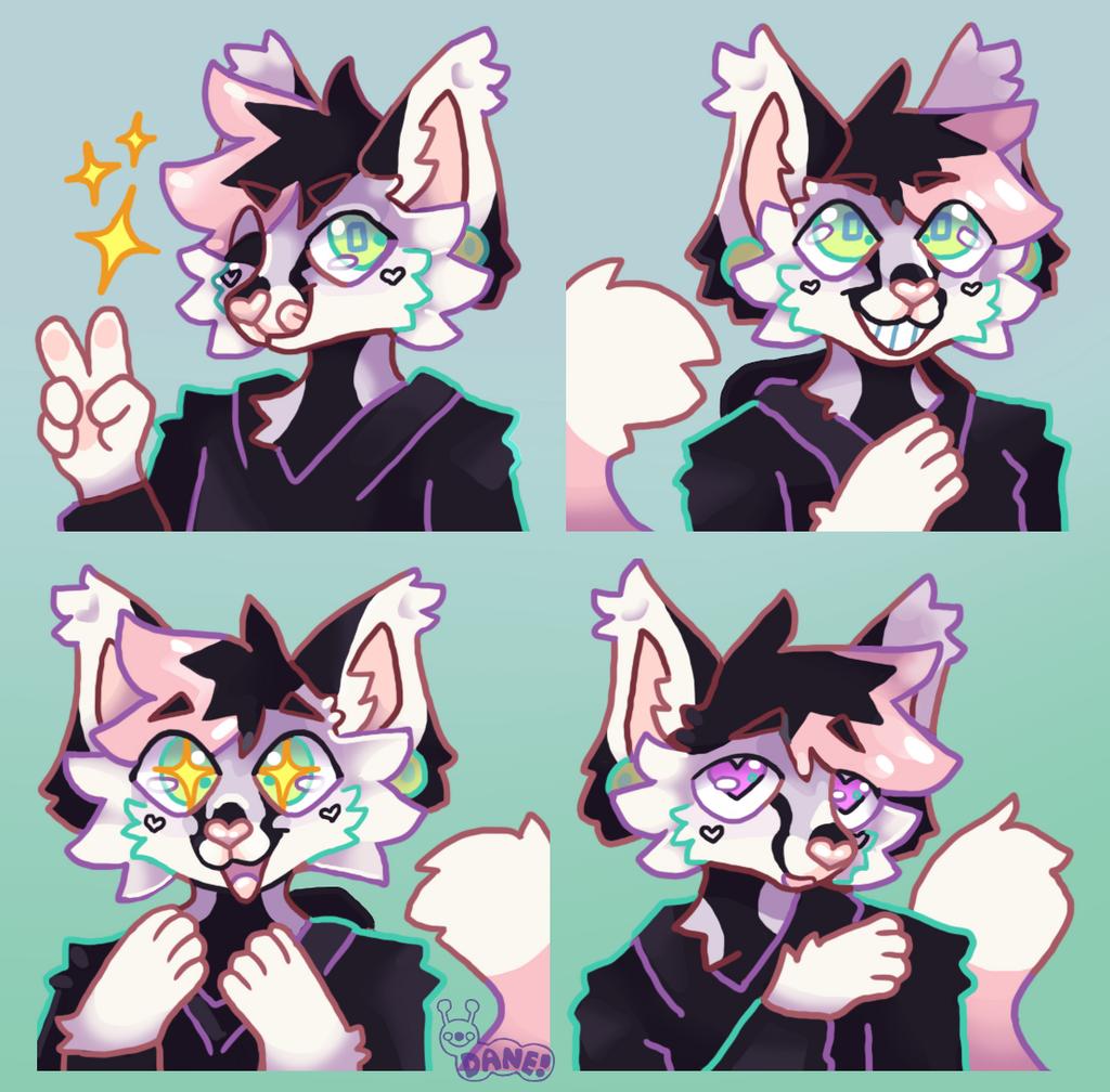 Sasha Telegram Sticker Pack