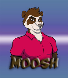 Moosh Badge - MFF2014