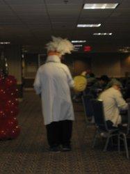 FWA 2012 - Day 1 - Robot Chicken Guy