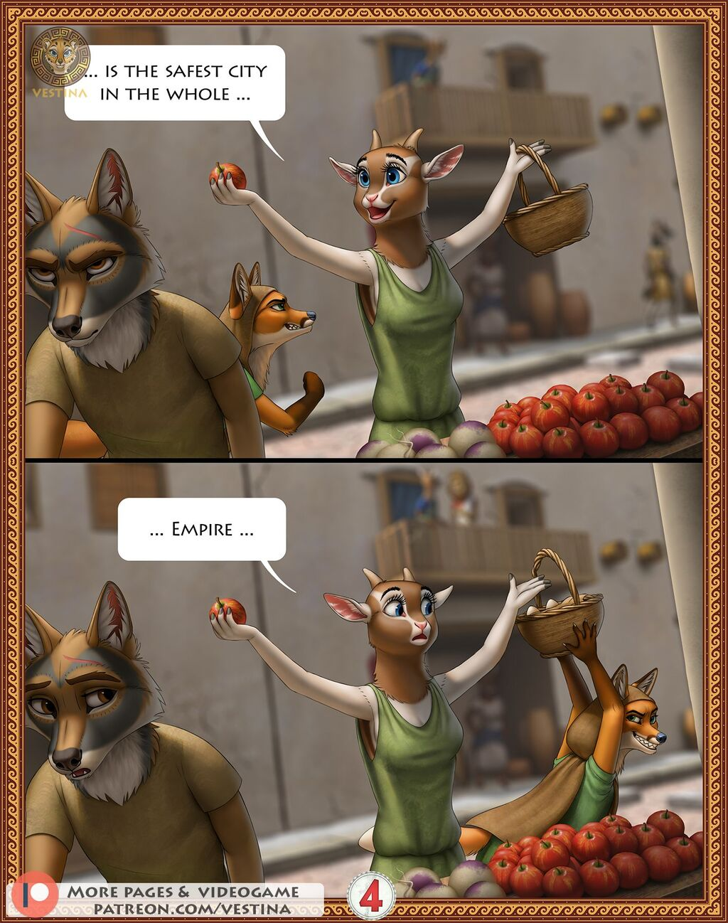 Furry Rome page 4