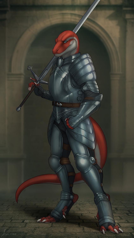 [C] The Knight