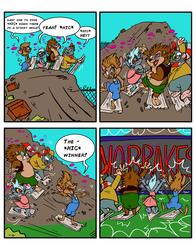 Tipsy Junkyard Fun - Page 4