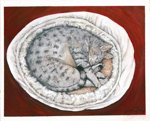 Circe Sleeping