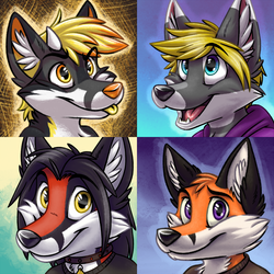 [C]Yet another post containing icons only