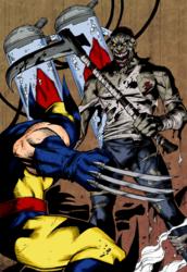 Wolverine Page 5