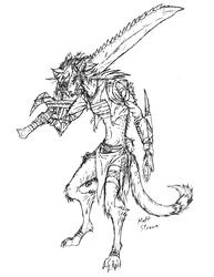 Ritka the Barbaric Hunter