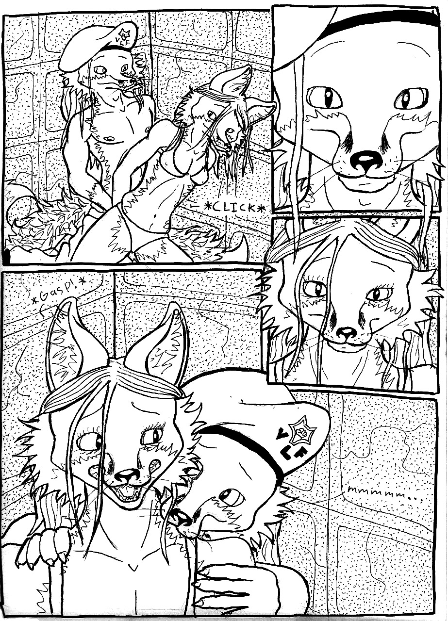 Most recent image: Outfoxing the 5-0 (Page 53)