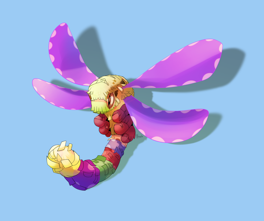 viva pinata trouble in paradise dragonfly dragumfly