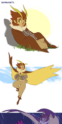 Owlboy Fanarts