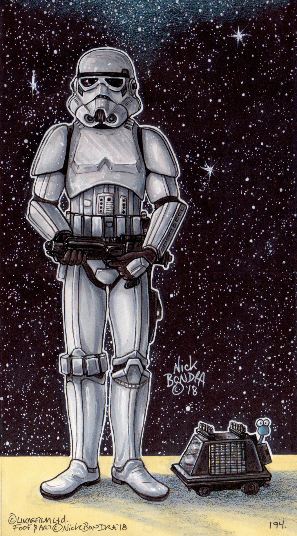 TK-421 and MSE-6-G735Y