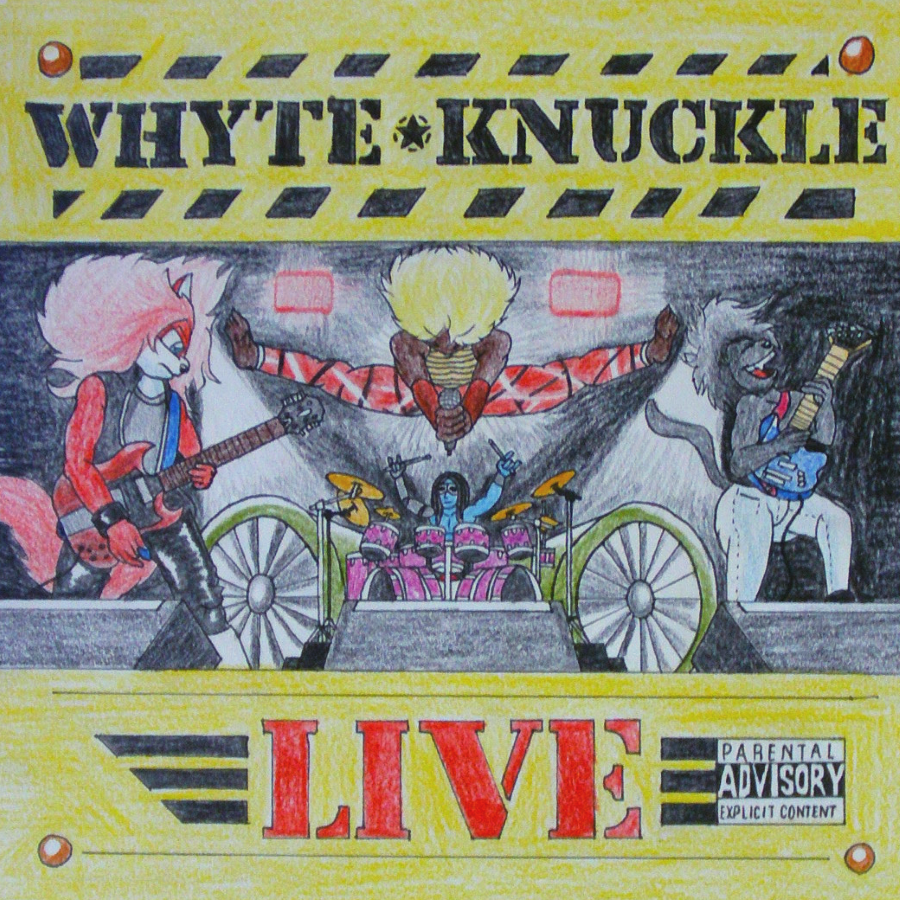 Whyte Knuckle - LIVE