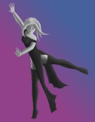 Greyscale Dance
