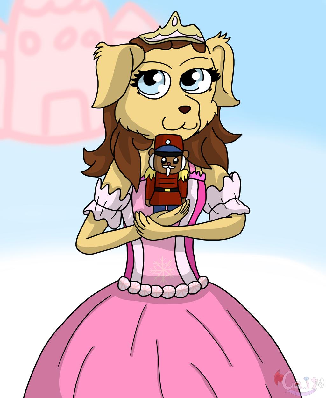 Becca In The Nutcracker