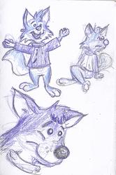 Mana Sketches