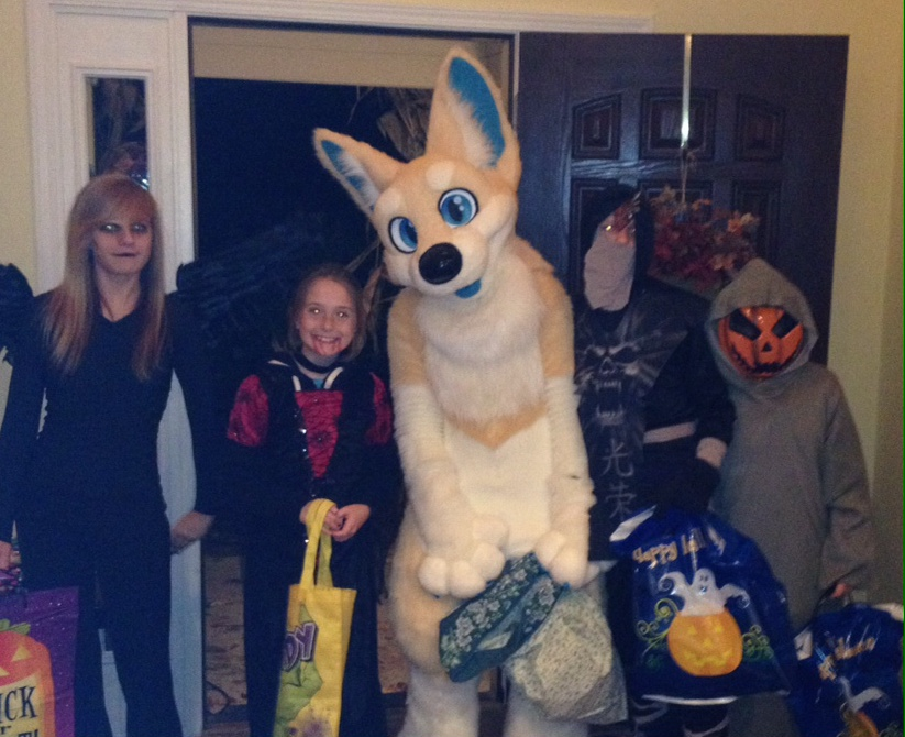 Most recent image: Trick or Treat Pup