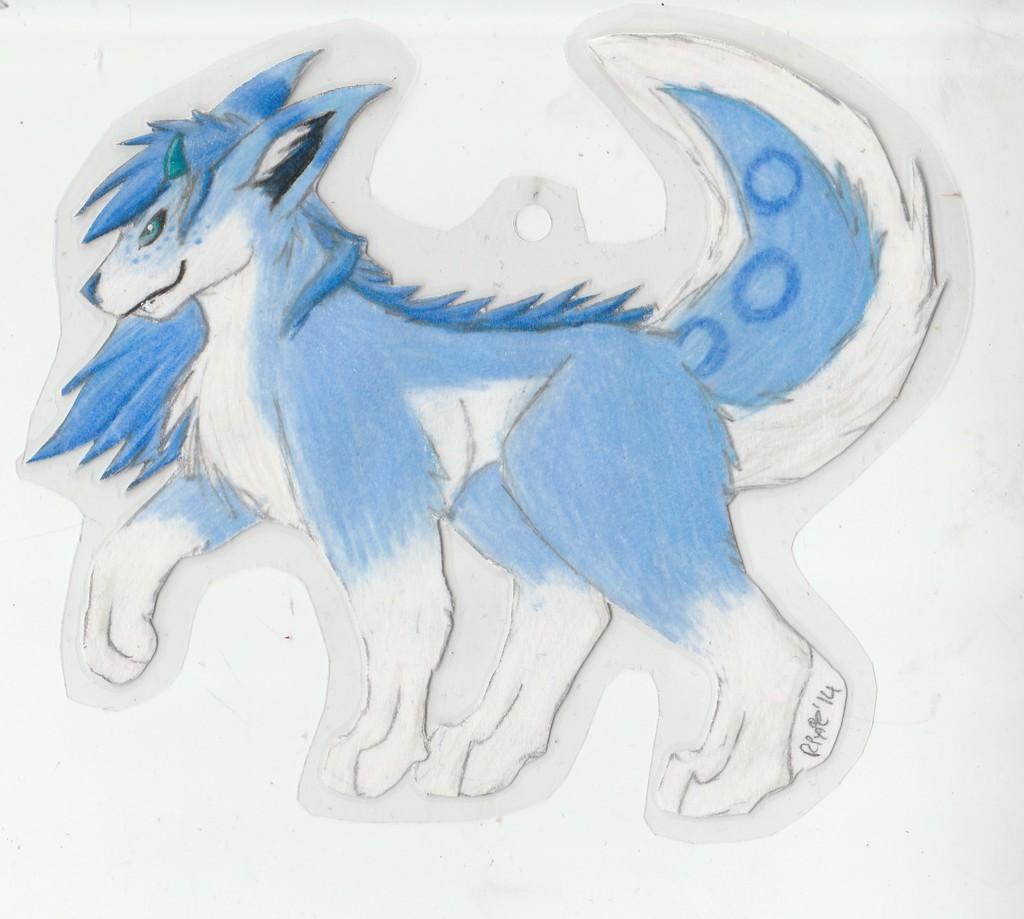 Ryx Full-Body Badge