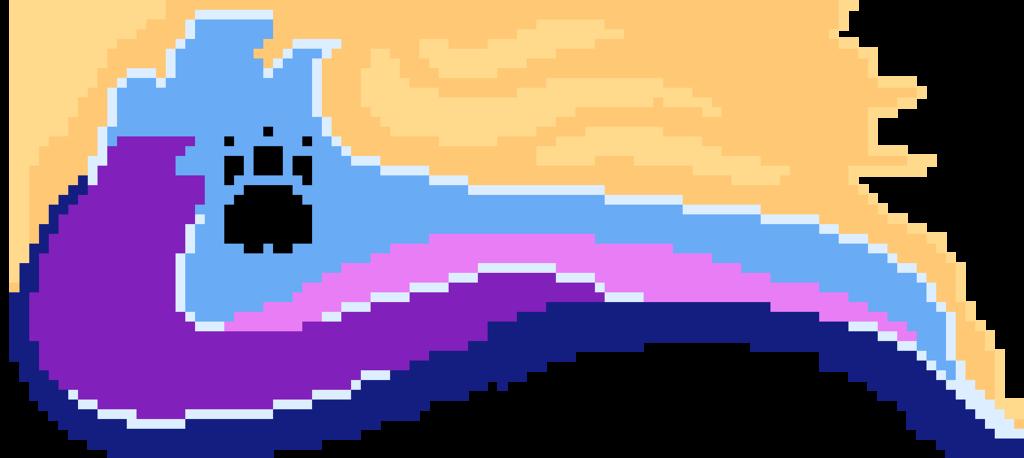 A Wavey Banner
